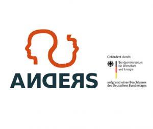 Das Projekt Anders Logo